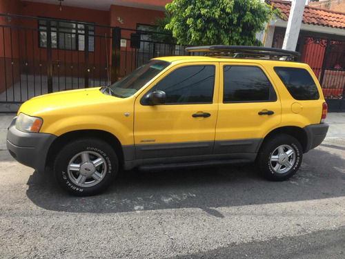 ford escape 3.0 xlt tela at