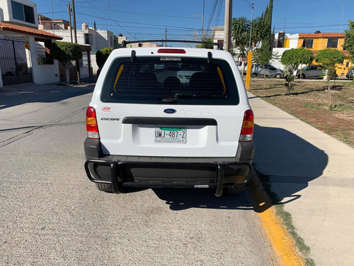 ford escape 3.0 xlt tela deportivo at 2007