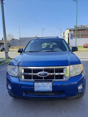 ford escape 3.0 xlt tela deportivo at 2008