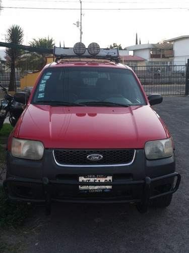 ford escape 3.0 xlt v6 mt 2001