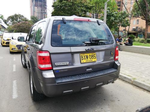 ford escape 4x2 aut gas y gasolina
