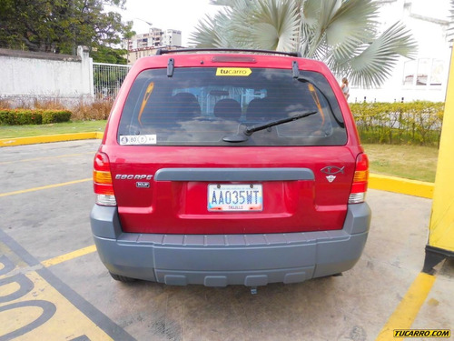 ford escape 4x4
