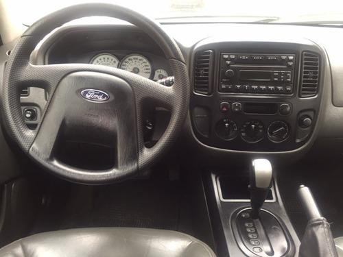 ford escape 4x4 automatica