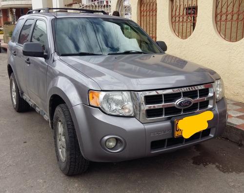 ford escape camioneta 4x4, automatica, vidrios electricos, l