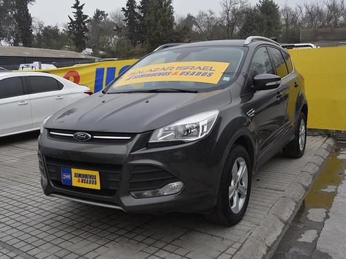 ford escape  escape 2.0 aut 2015