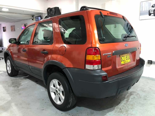 ford escape escape 4x4