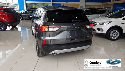 ford escape hibrida titanium 4x4  2020  lhf av68