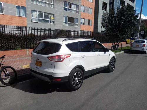 ford escape motor 2.0 blanco 2014 full equipo