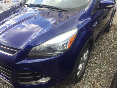 ford escape platinum americano