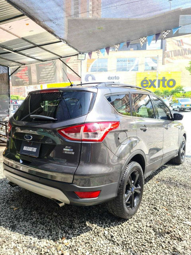 ford escape se 2.0 cc 4*4 at 54.000km gris metalico