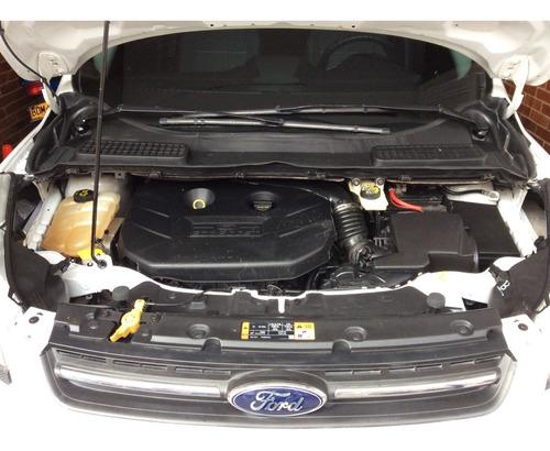 ford escape se 2000cc 4x4 at (salvamento)