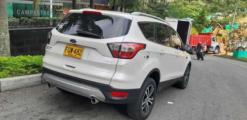 ford escape se 4x4 aut. 2018 40000km
