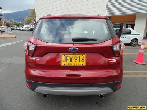 ford escape titanium 2.0 at