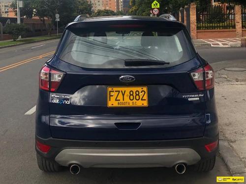 ford escape titanium 2.0 at aa 4x2
