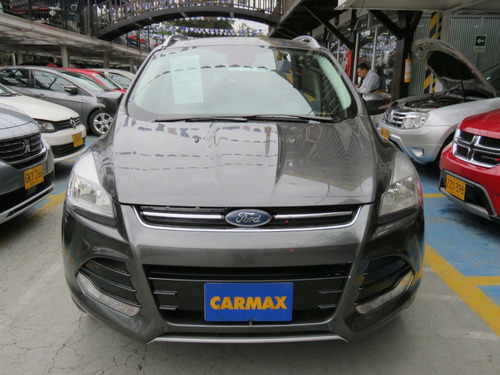 ford escape titanium 2016 2.0 turbo 4x4