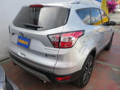 ford escape titanium 4x4 2.0 turbo 2018 plata