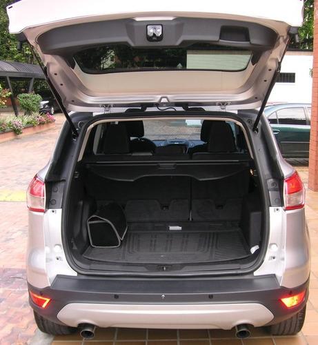 ford escape titanium 4x4 turbo