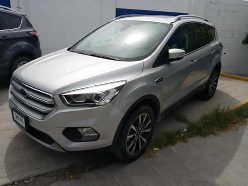 ford escape titanium ecoboost 2018 demo