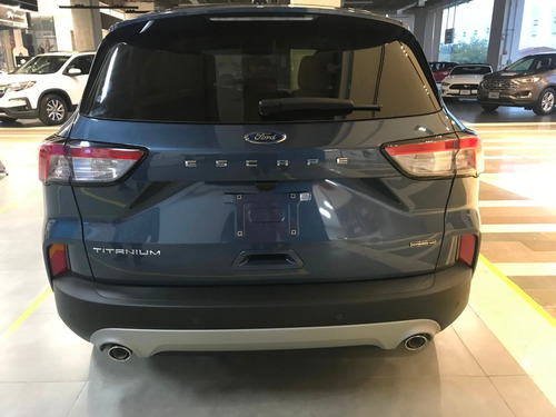 ford escape titanium híbrida 2020 4x4