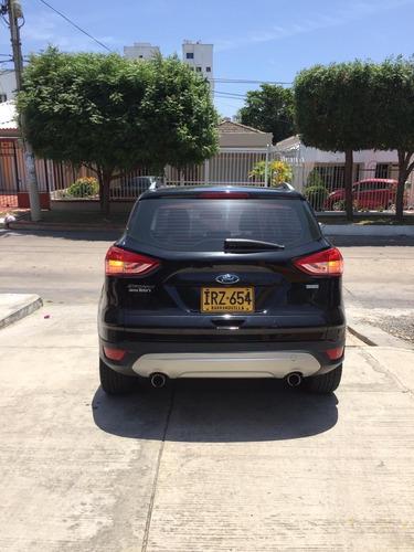 ford escape titanium motor 2.0 2016 negra 5 puertas