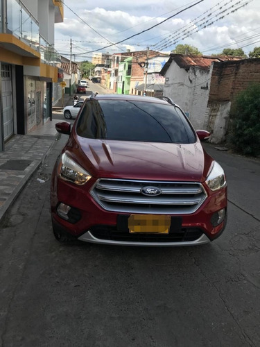 ford escape titaniun 2017