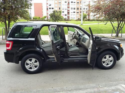 ford escape unico dueño nunca chocada