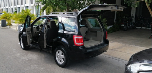 ford escape xls 2.5 i4 t. manual