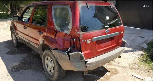 ford escape xls 4x4 de baja