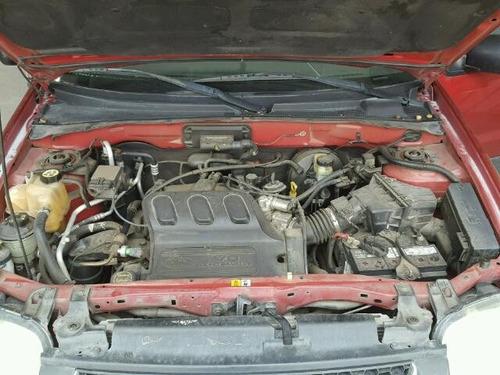 ford escape xlt 2004 se vende solamente en partes