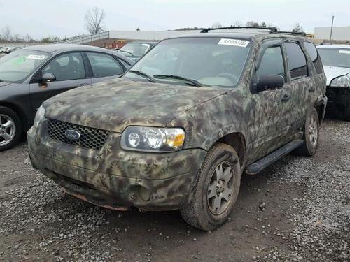 ford escape xlt 2005 se vende solamente en partes