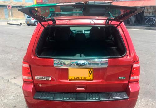 ford escape xlt 4x4 automatica 3.0 litros aa full equipo