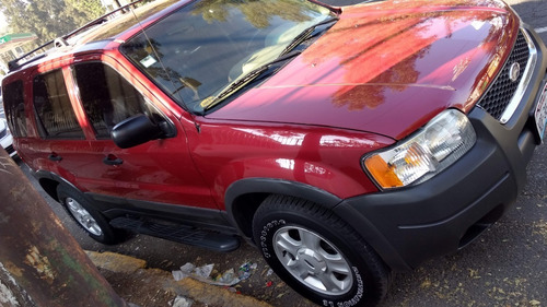 ford escape xlt vp