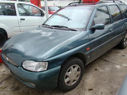 ford escort 100 reais de reserva