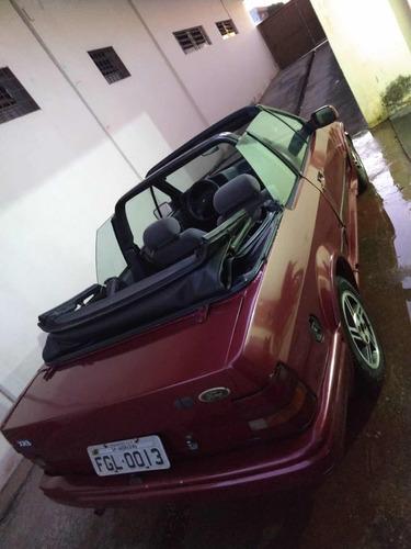 ford escort 1.6 cht álcool