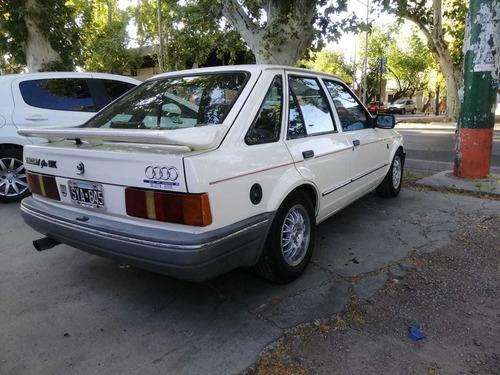 ford escort 1.6 ghia sx 1993