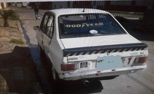 ford escort 1.6 gl 1977