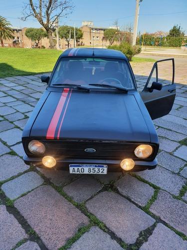 ford escort 1.6 gl 1981