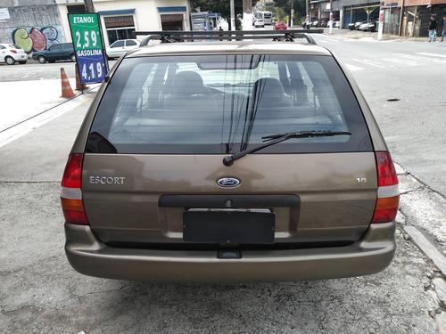 ford escort 1.6 gl 5p perua