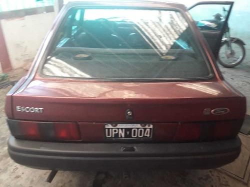 ford escort 1.6 lx 1992