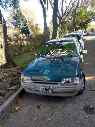 ford escort 1.6 lx 1993