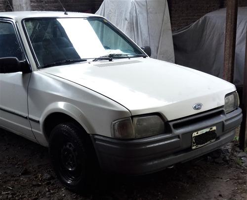 ford escort 1.6 lx aa