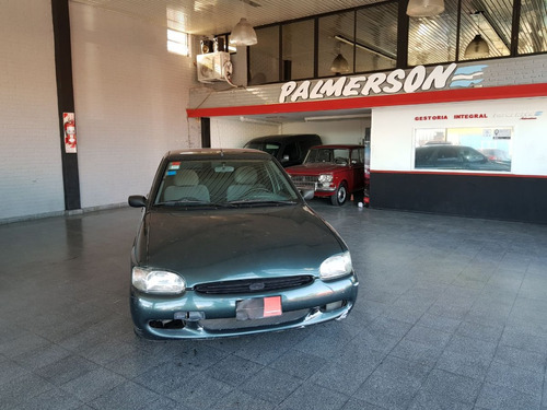 ford escort 1.6 lx plus aa 1999 permuto mayor valor