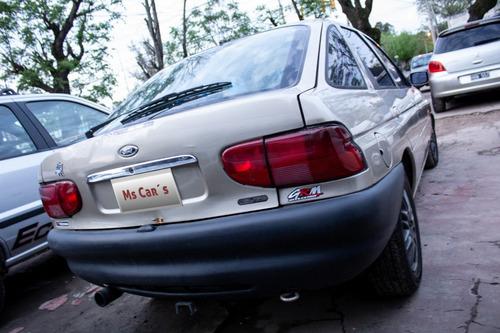 ford escort 1.6 nafta 2000 dorado