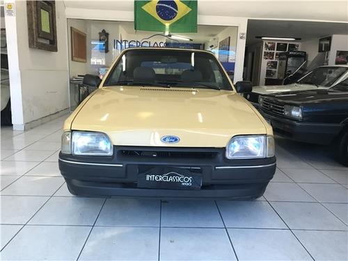 ford escort 1.6 xr3 8v álcool 2p manual