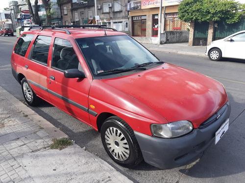 ford escort 1.8 clx rural 1997