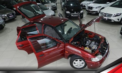 ford escort 1.8 mpi glx 16v gasolina 4p manual