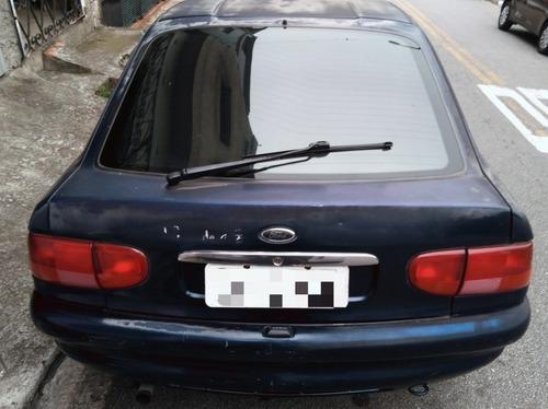 ford escort 1.8 mpi glx sedan 4p
