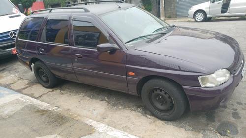 ford escort 1.8 sw(financio com score baixo)