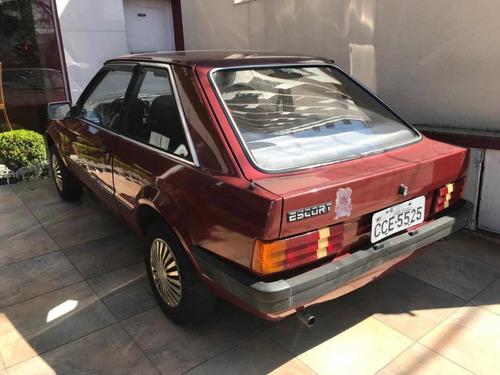 ford escort 1986