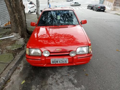 ford escort 1987 xr3 1.6 alcool